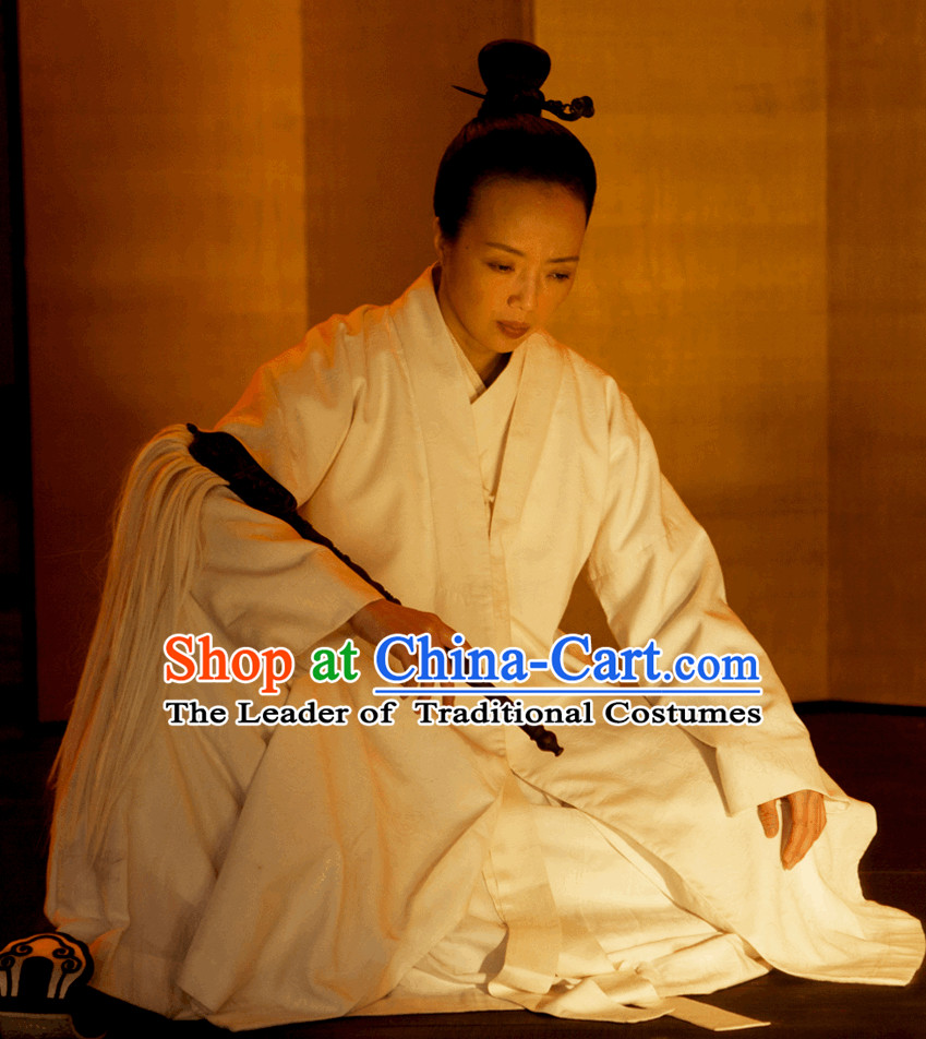 Ancient Chinese Taoist Uniform for Men or Women