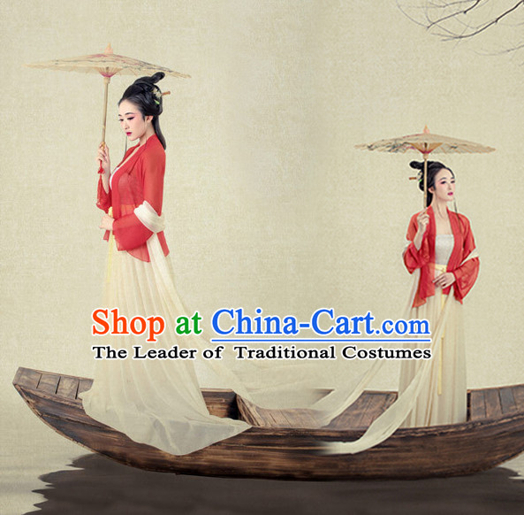 Ancient Chinese Lady Costumes