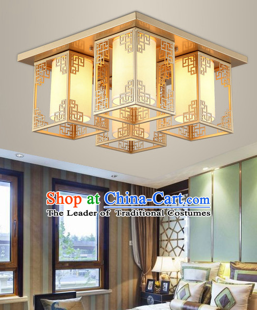 Chinese Classical Handmade Ceiling Lantern