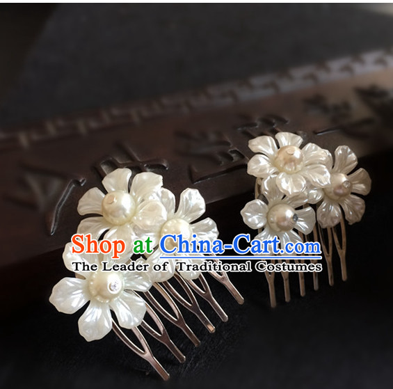 Ancient Chinese Handmade Fairy Hair Jewelry Headwear Hair Accessories