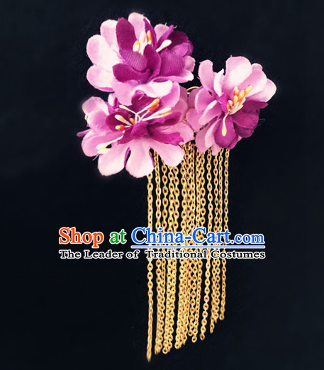 Ancient Chinese Hair Jewelry for Women