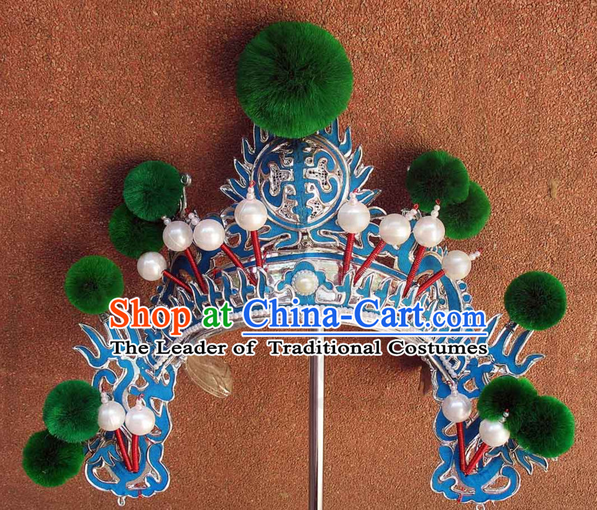 Traditional Chinese Classica Opera Hat for Women