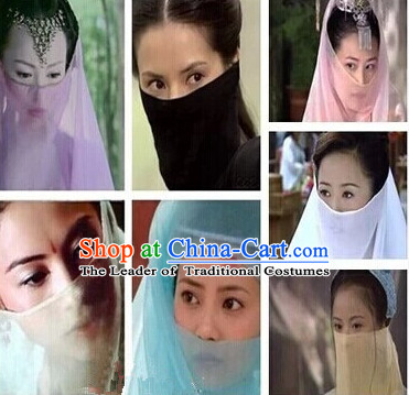 Chinese Classical Mysterious Veil