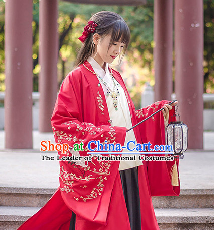 Chinese Ancient Beauty Wear and Hair Jewelry Complete Set for Women