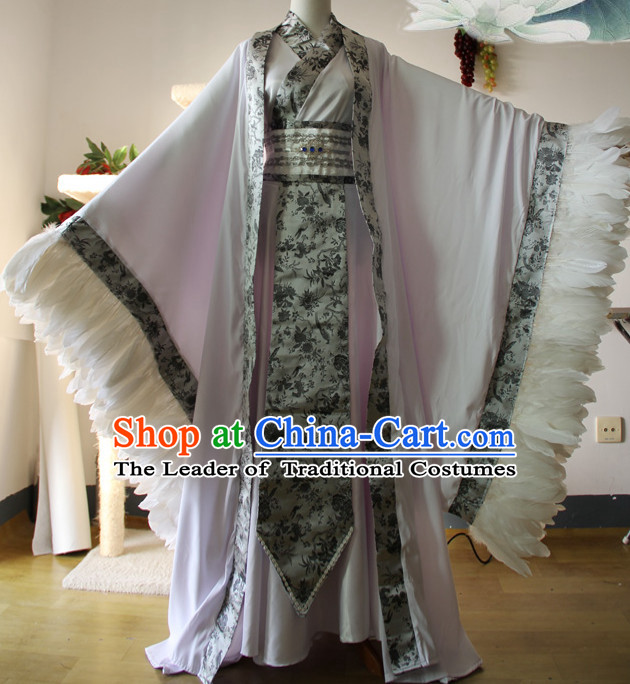 the Eight Immortals Chinese Ancient Emperor Prince Cosplay Costume Complete Set for Adults Kids Men Boys