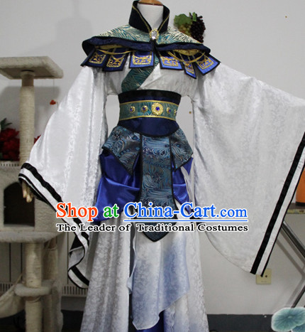 Chinese Ancient Royal Costume Complete Set for Adults Kids Men Boys