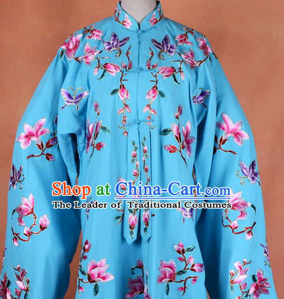 Chinese Classic Peking Opera Hua Dan Costume Beijing Opera Costumes Complete Set for Adults Kids Men Boys