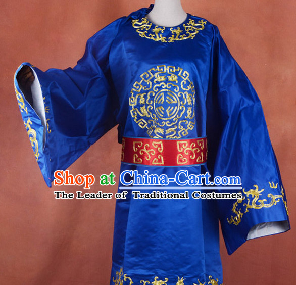 the Eight Immortals Chinese Ancient Legend Cao Guojiu Costume Complete Set for Adults Kids Men Boys