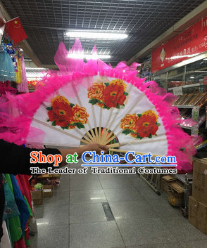 Korean Traditional Handmade Dance Fan