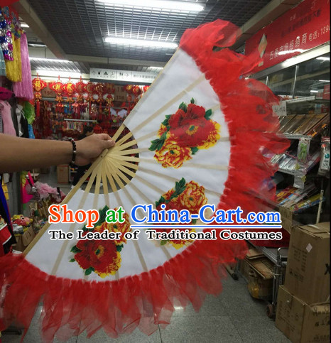 Korean Traditional Handmade Classical Dance Fan