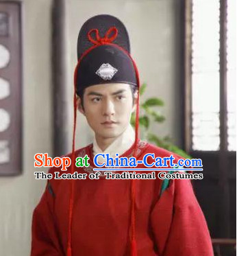 Chinese Ancient Detective Zhan Zhao Hat