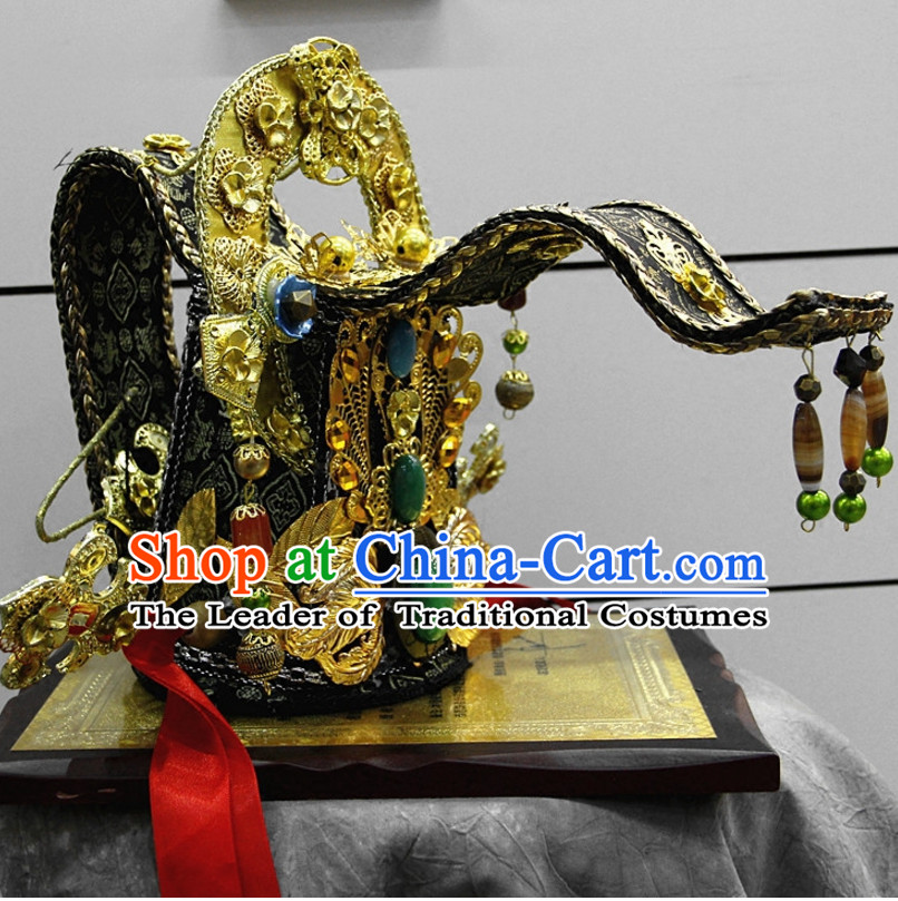 Ancient Chinese Royal Empress Crown Head Pieces