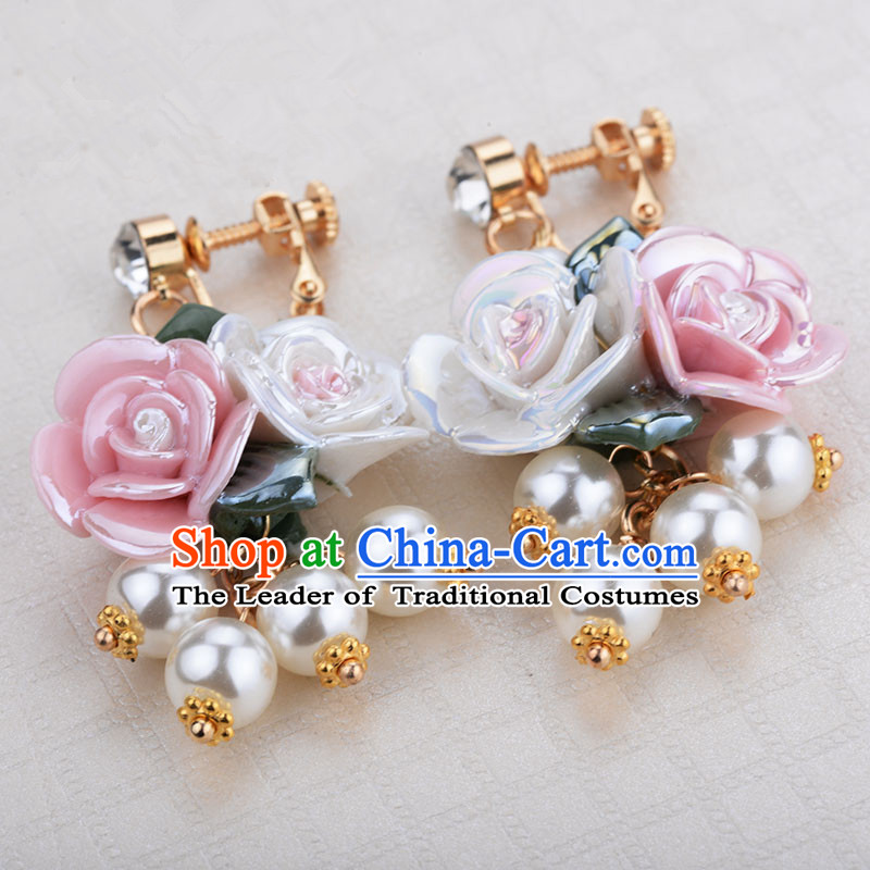 Traditional Jewelry Accessories, Princess Bride Wedding Accessories, Earring for Women