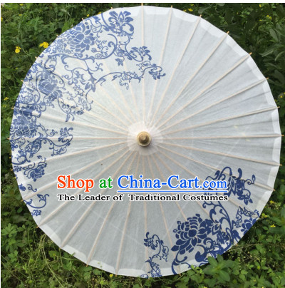 Chinese Traditional Handmade Umbrellas Oiled Paper Umbrella Oilpaper