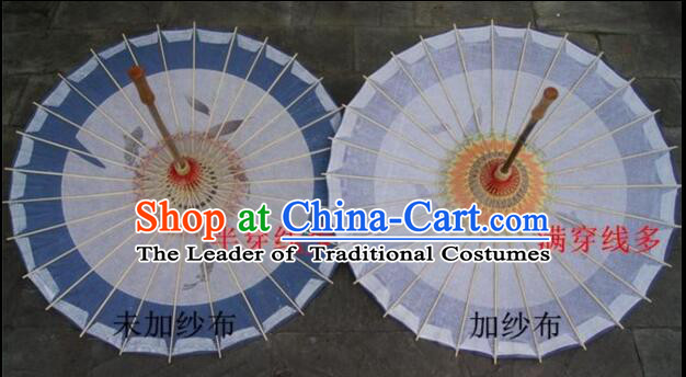 China Traditional l Umbrella Costumes