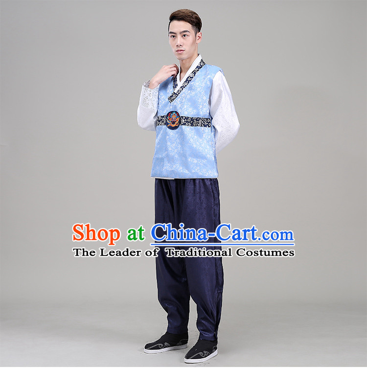 Korean Traditional Formal Dress Men Clothes Traditional Korean Korean