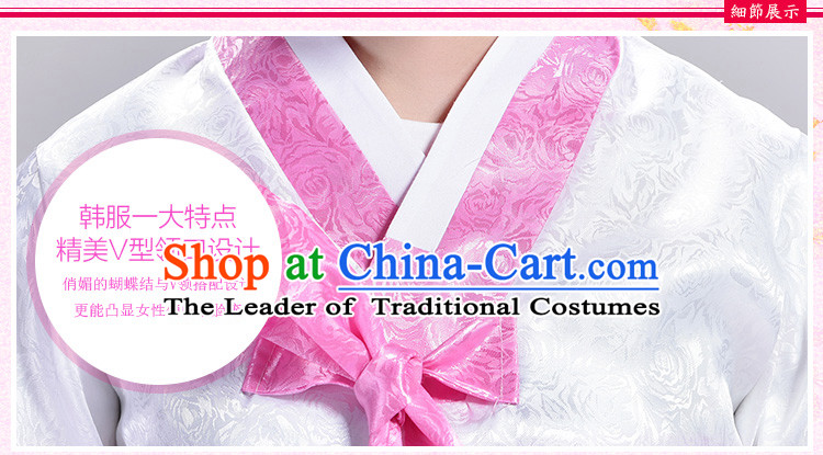 korean hanbok fashion Korean Ceremony full Attire website sale Dress