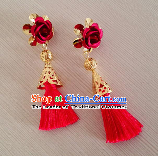 Chinese Wedding Jewelry Accessories Traditional Xiuhe Suits Wedding