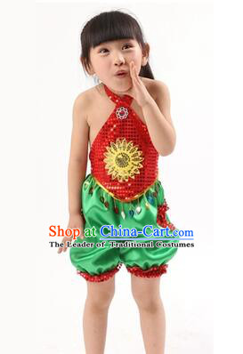 Bellyband For baby Kids Kind garden Children Stage Dress Chinese Style