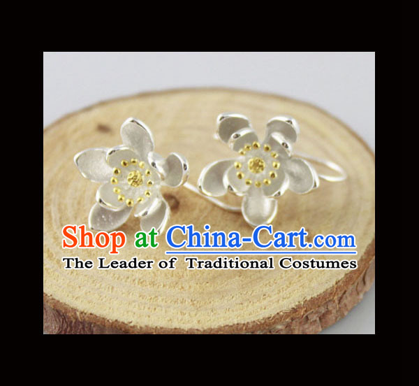 Chinese Ancient Style Jewelry Accessories Earring for Women