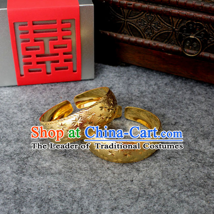 Chinese Imperial Quene Dragon and Phoenix Bracelet, Empress Bracelet, Wedding Accessories For Women