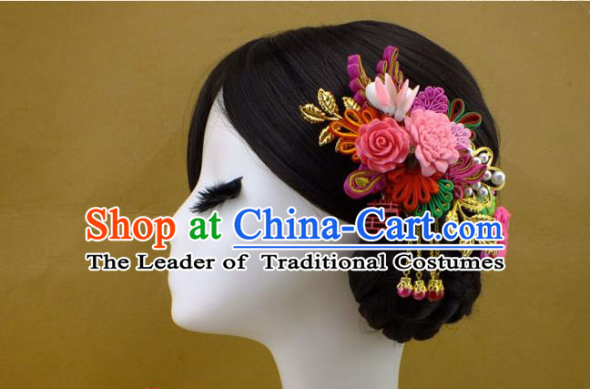 Chinese Ancient Style Hair Jewelry, Tang Dynasty Accessories, Princess Hairpins, Headwear, Headdress, Hair Fascinators for Women