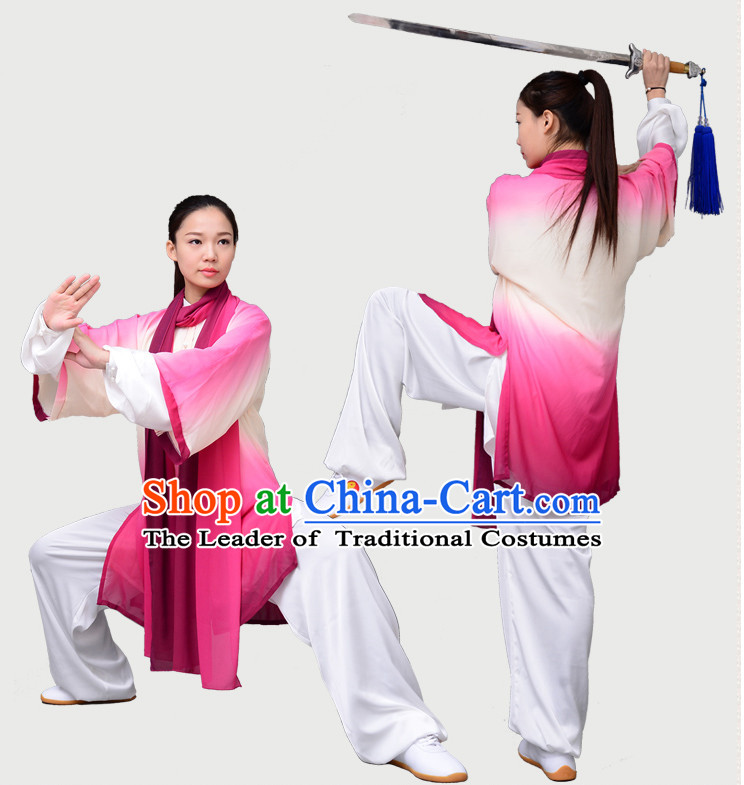 Kung Fu Costume Martial Arts Kung Fu Training Uniform Gongfu Shaolin Wushu Clothing