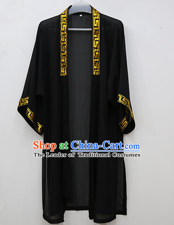 Wudang Uniform Taoist Uniform Kungfu Kung Fu Clothing Clothes Pants Shirt Supplies Wu Gong Outfits Mantle Cape