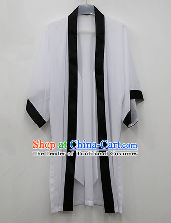 White Black Wudang Uniform Taoist Uniform Kungfu Kung Fu Clothing Clothes Pants Shirt Supplies Wu Gong Outfits Mantle Cape