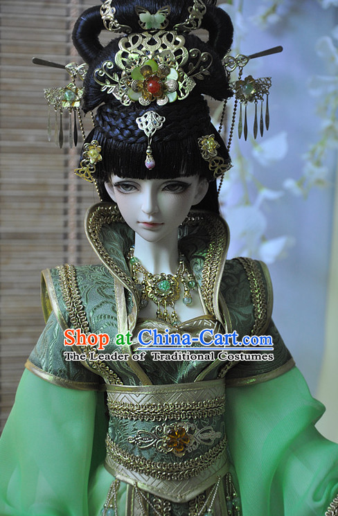 Ancient Chinese Princess Headpieces