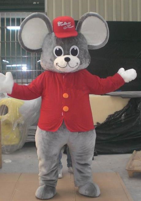 Mascot Uniforms Mascot Outfits Customized Walking Mouse Mascot Costumes Mascots Costume
