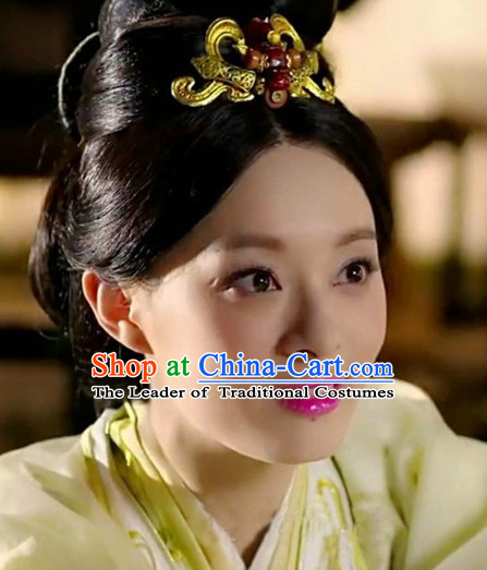 Ancient Chinese Style Princess Empress Hair Jewelry for Women Adults Children