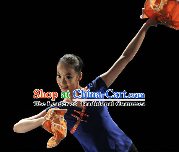 Chinese Classical Dancing Shirt for Women or Girls