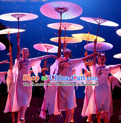 Professional Chinese Classical Dancing Umbrella