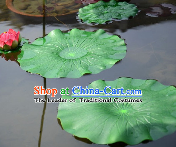 Green Lotus Leaf Decoration Props Dance Prop