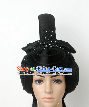 Asian Ancient Classical Lady Empress Princess Wig Wigs
