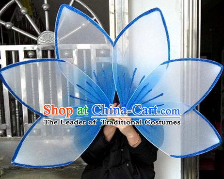 Flower Decorations Fan Dance Props Props for Dance Dancing Props for Sale for Kids Dance Stage Props Dance Cane Props Umbrella Children Adults