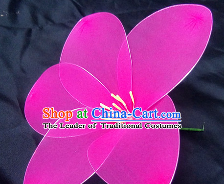 Big Flower Azalea Dance Props Props for Dance Dancing Props for Sale for Kids Dance Stage Props Dance Cane Props Umbrella Children Adults