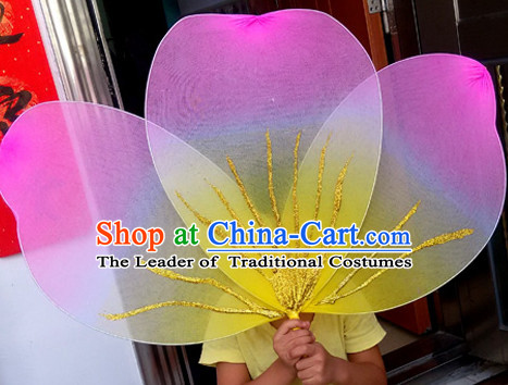 Church Choir Handmade Flower Dance Props Props for Dance Dancing Props for Sale for Kids Dance Stage Props Dance Cane Props Umbrella Children Adults