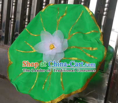 1 Meter Handmade Lotus Flower Dance Props Props for Dance Dancing Props for Sale for Kids Dance Stage Props Dance Cane Props Umbrella Children Adults