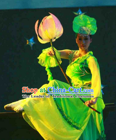 Handmade Big Lotus Dance Props Props for Dance Dancing Props for Sale for Kids Dance Stage Props Dance Cane Props Umbrella Children Adults