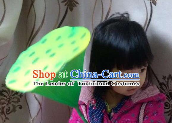 Handmade Seedpod of the Lotus Props Props for Dance Dancing Props for Sale for Kids Dance Stage Props Dance Cane Props Umbrella Children Adults