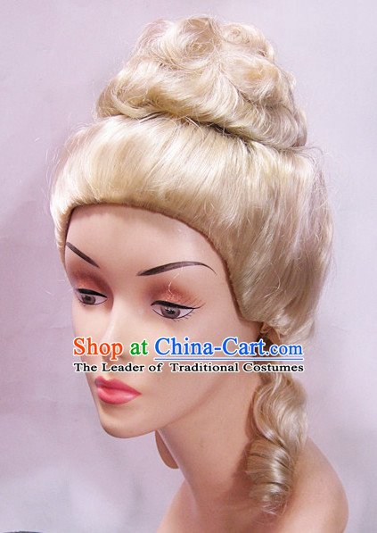 Chinese Ladies Wigs 95