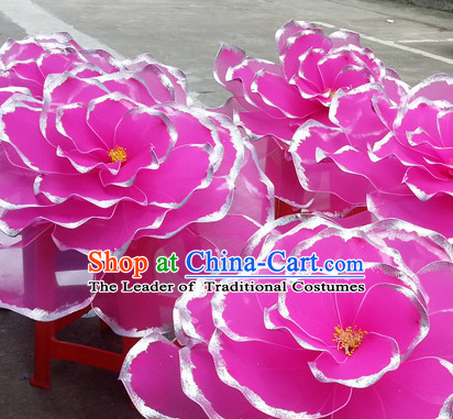 1 Meter Traditional Chinese Stage Performance Flower Props