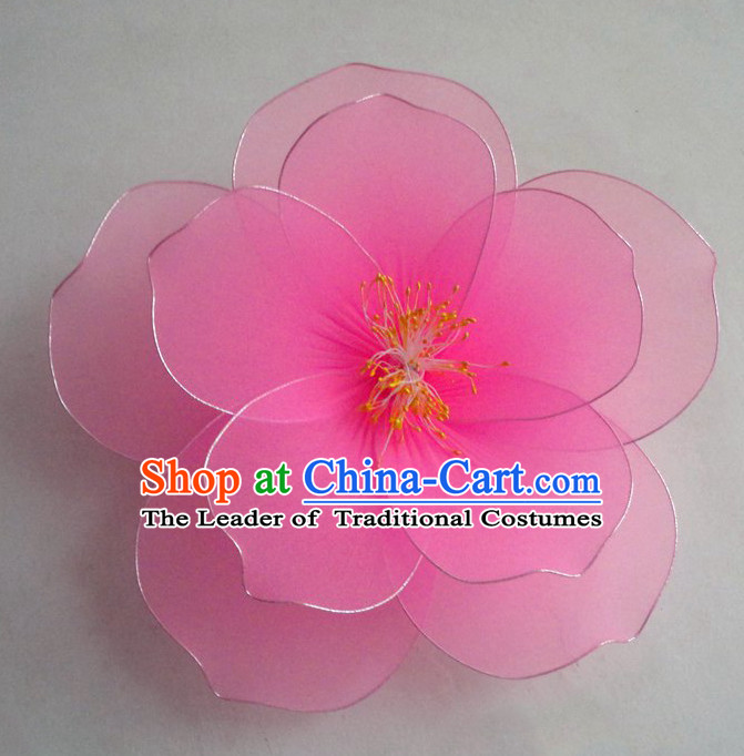 Traditional Chinese Stage Performance Flower Props Headpieces