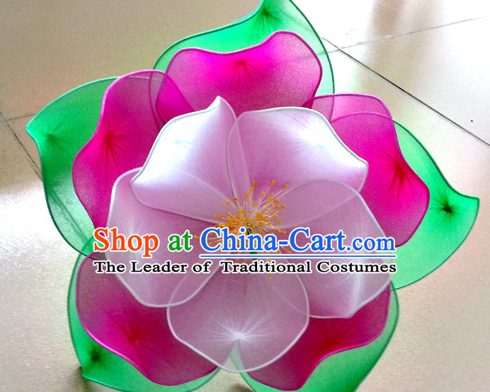 Traditional Chinese Stage Performance Flower Props