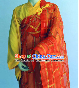 Ancient Chinese Tang Seng Monk Costumes