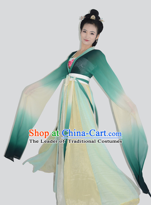 Ancient Chinese Clothing for Women or Girls