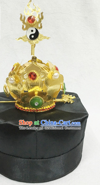 Traditional Chinese Taoist Hat