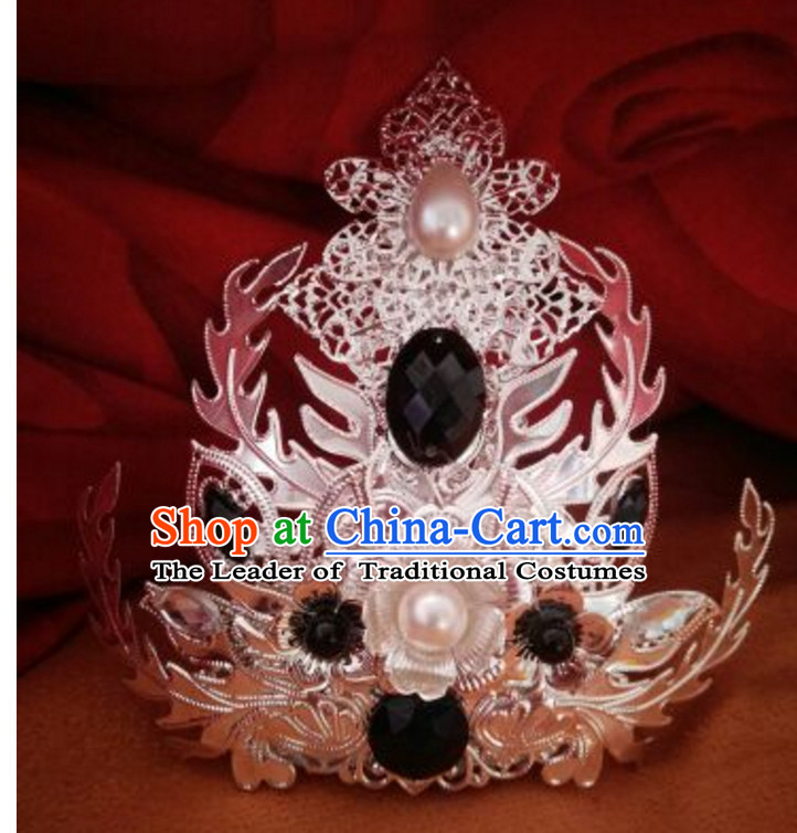 Chinese Ancient Prince Hair Accessories Headdress Hairpin Headwear Jewelry for Men